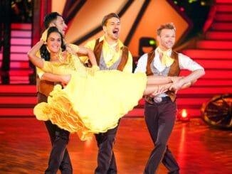 Let´s Dance _ Wer tanzt mit wem? Die große Kennenlernshow