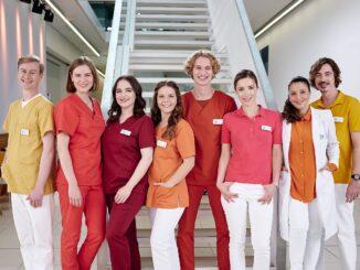 In aller Freundschaft - Die Krankenschwestern