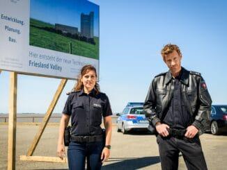 """""""Friesland - Haifischbecken"""" mit Maxim Mehmet und Sophie Dal"""