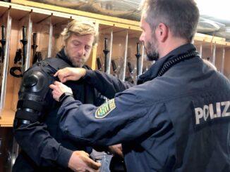 Einsatz für Henning Baum - Hinter den Kulissen der Polizei