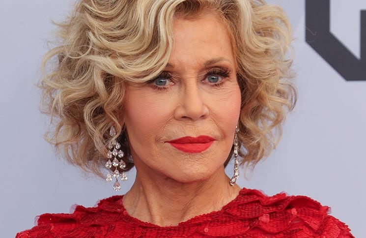 Jane Fonda - 25th Annual Screen Actors Guild Awards