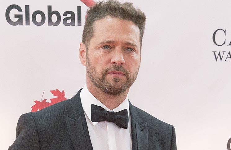 Jason Priestley - 2016 Canada's Walk Of Fame