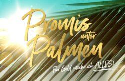 """Promis unter Palmen"", SAT.1 Drehstart"