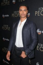 """Rege-Jean Page - ABC's """"For the People"""" TV Series Los Angeles Premiere"""