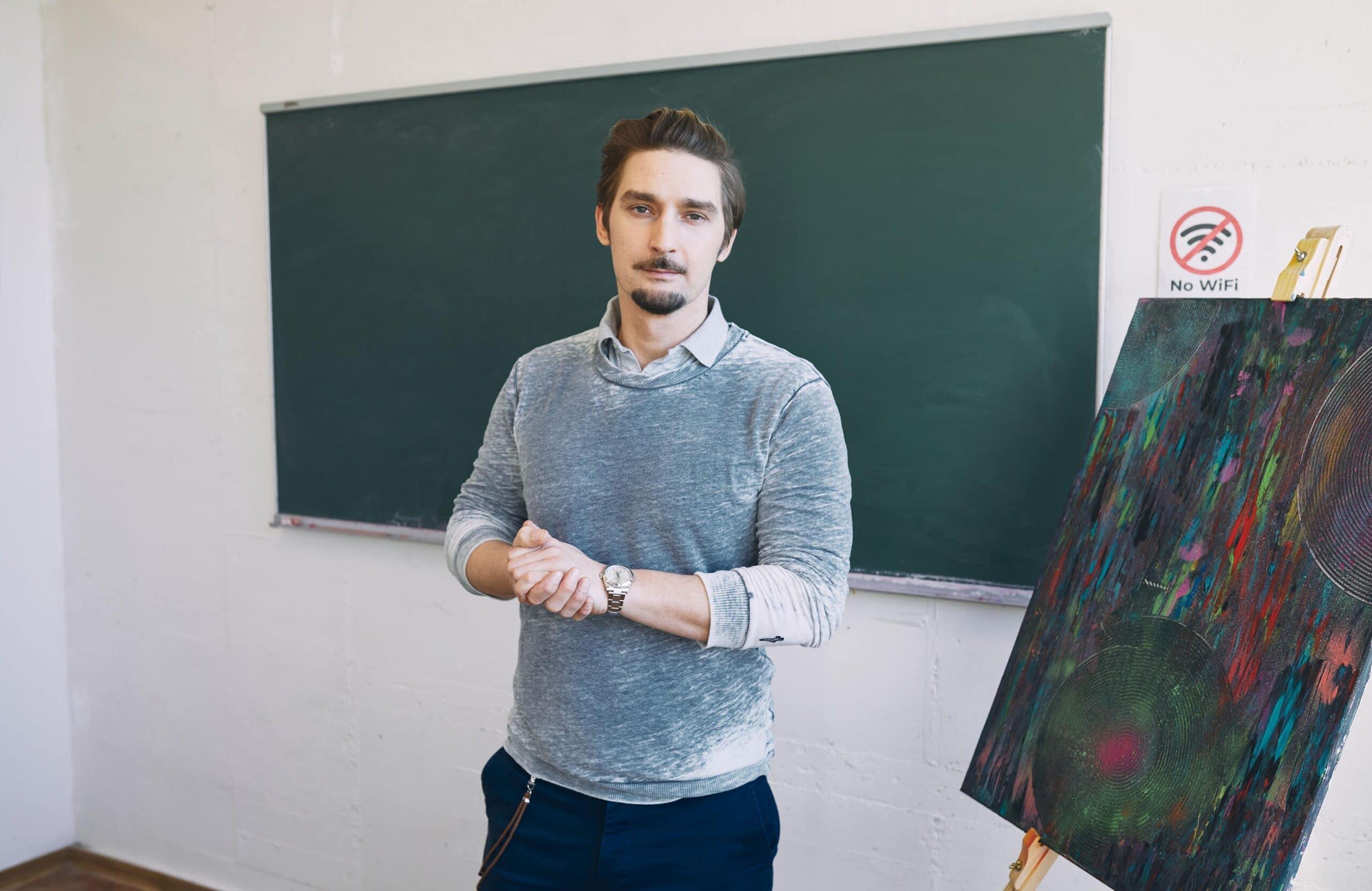 """Sandy Fähse: Neues Gesicht """"Krass Schule - Die jungen Lehrer"""""""