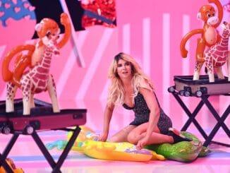 """Micaela Schäfer in """"Die Festspiele der Reality Stars"""""""