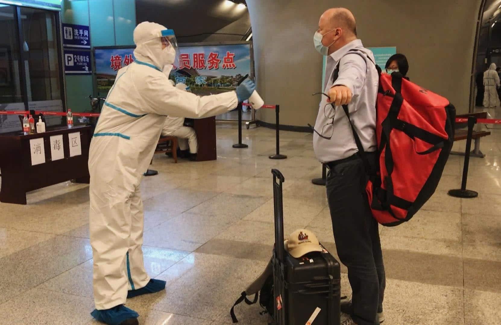 auslandsjournal - die doku: Rückkehr nach Wuhan