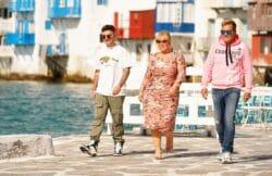 Die Jury Mike Singer (l.), Maite Kelly und Dieter Bohlen - Deutschland sucht den Superstar