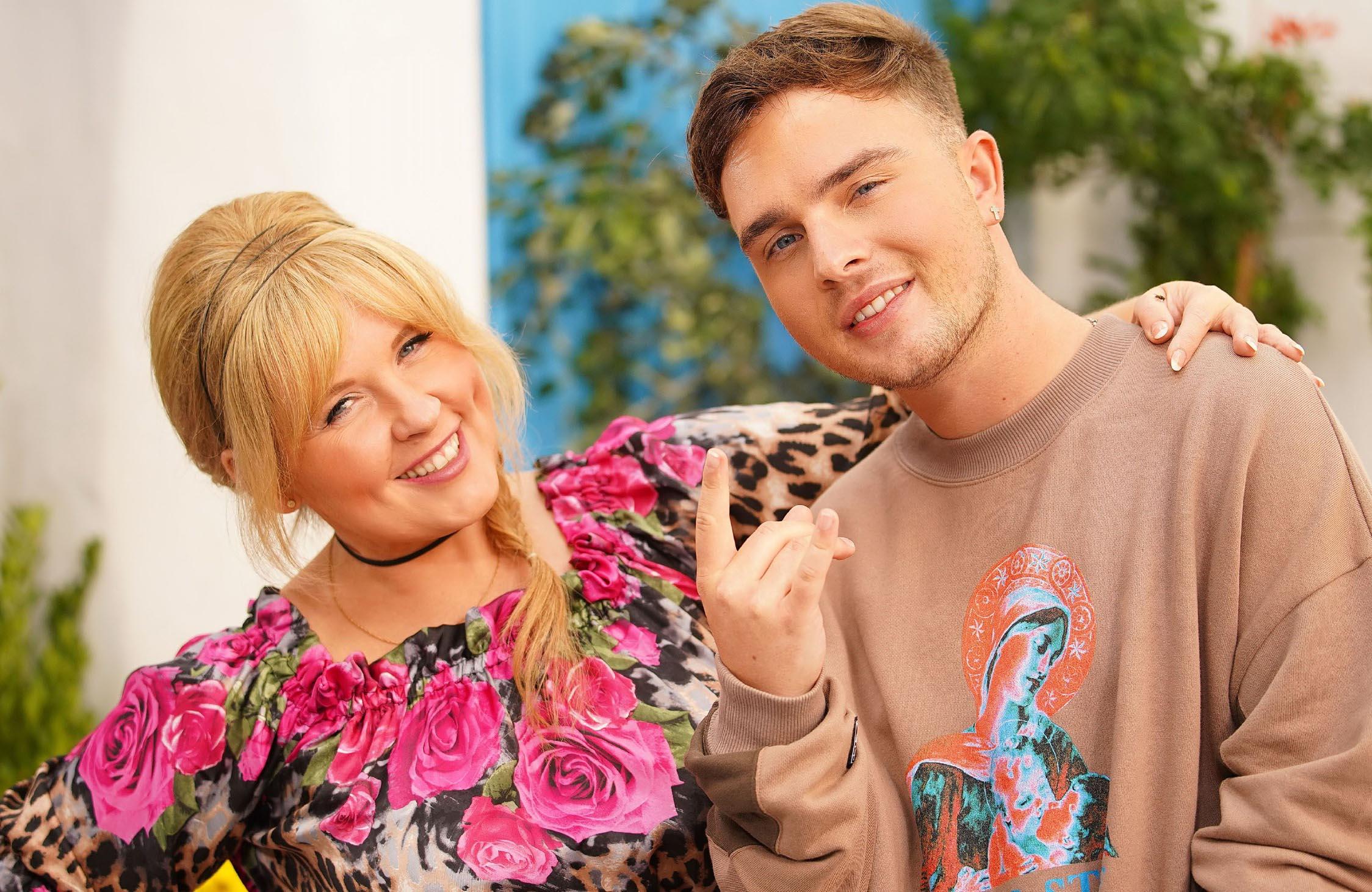 DSDS - Maite Kelly und Mike Singer - Deutschland sucht den Superstar