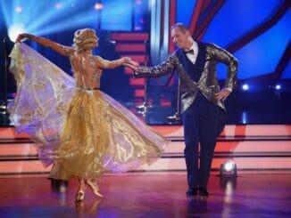Kai Ebel und Kathrin Menzinger Let´s Dance