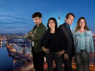 """Start 10. Staffel der ZDF-Krimiserie """"Letzte Spur Berlin"""""""