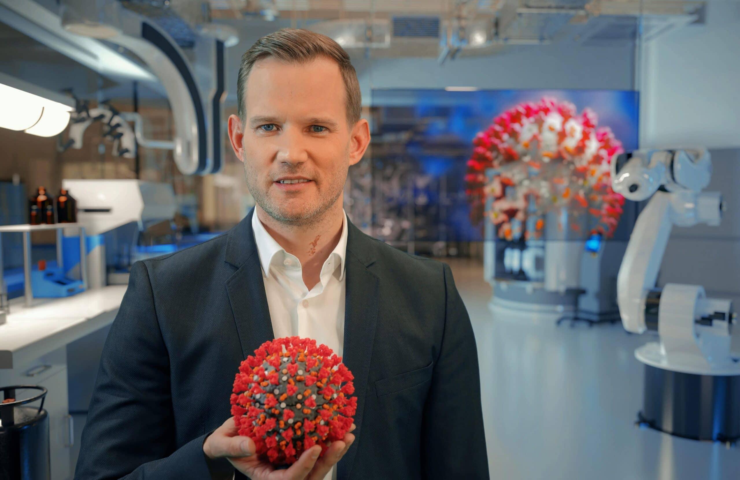 """Corona - Pandemie ohne Ende? """"ZDFzeit"""" mit Hendrik Streeck"""