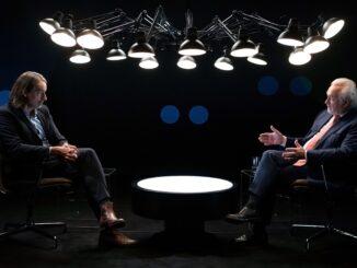 """""""Precht"""" im ZDF im Gespräch mit Wolfgang Kubicki"""