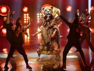 Was ist mit dem #MaskedSinger-Leoparden los?