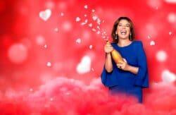 Claudia Obert ist bereit für die große Liebe