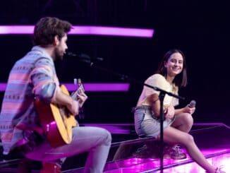 Alvaro Soler singt am Samstag für #VoiceKids-Talent Sezin