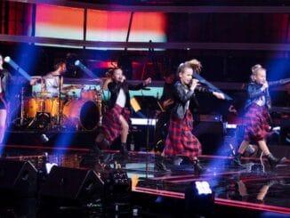 Die erste Girlgroup rockt am Samstag (20.3.) bei #VoiceKids