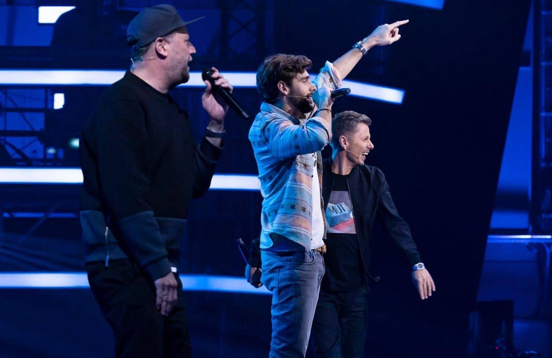 """Rap-Battle bei #VoiceKids: Alvaro Soler und die """"Fanta 2"""""""