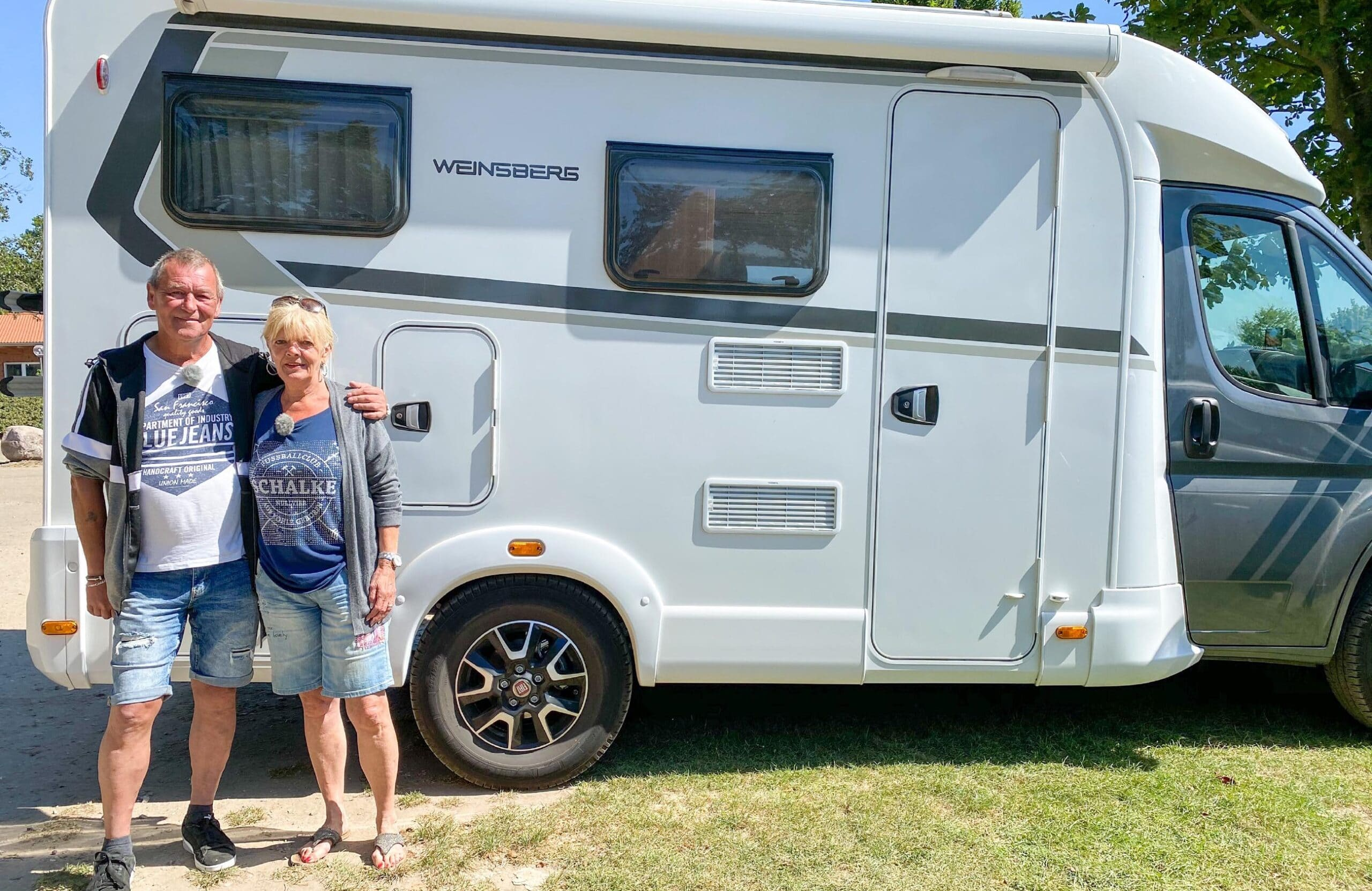 Ralle und Conny Einmal Camping, immer Camping