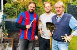 Claus Scholz, Andi und Viktor - Ab ins Beet! Die Garten-Soap