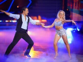Erol Sander und Marta Arndt Let´s Dance