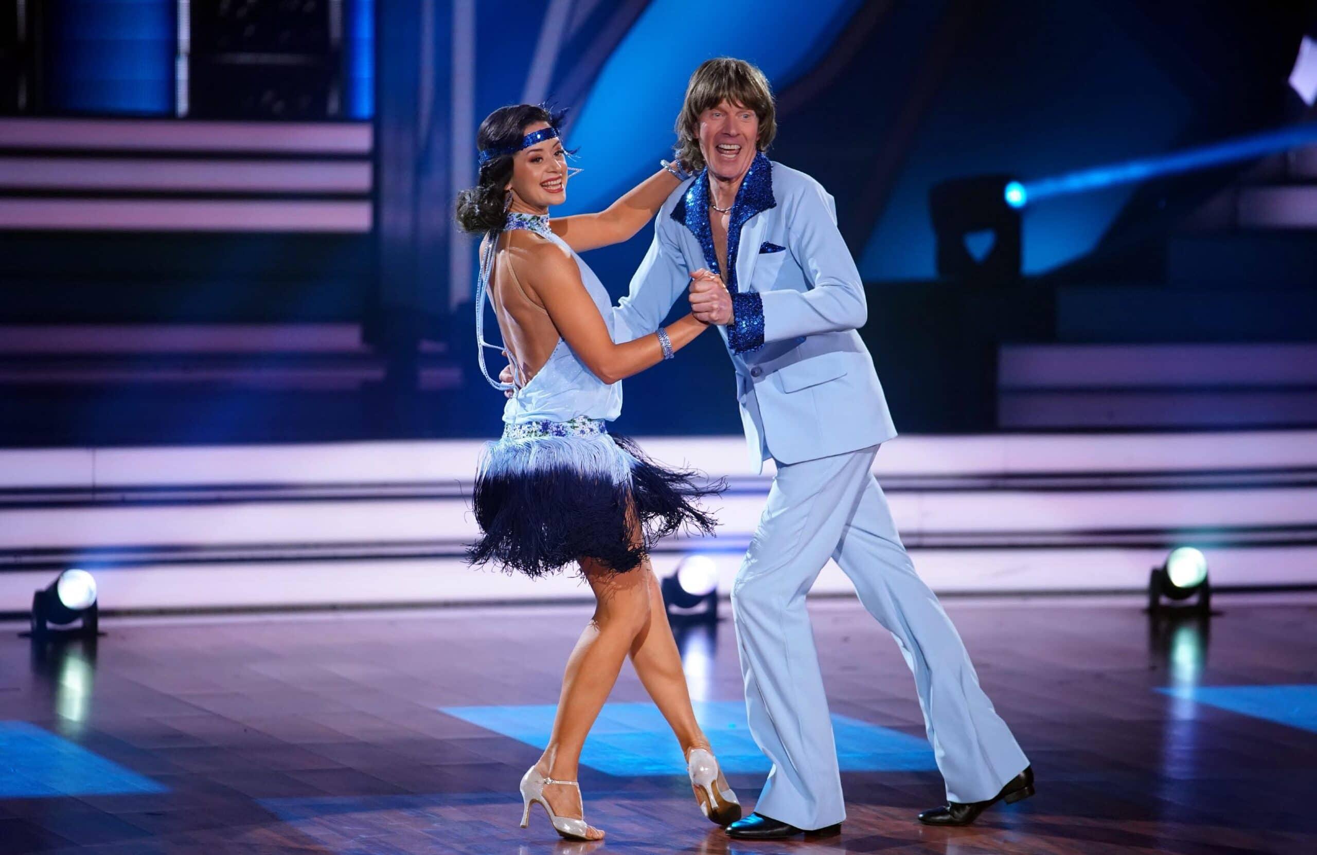 Let´s Dance - Mickie Krause und Malika Dzumaev