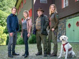 """""""Der Tote im Burggraben"""" - Erzgebirgskrimi im ZDF"""