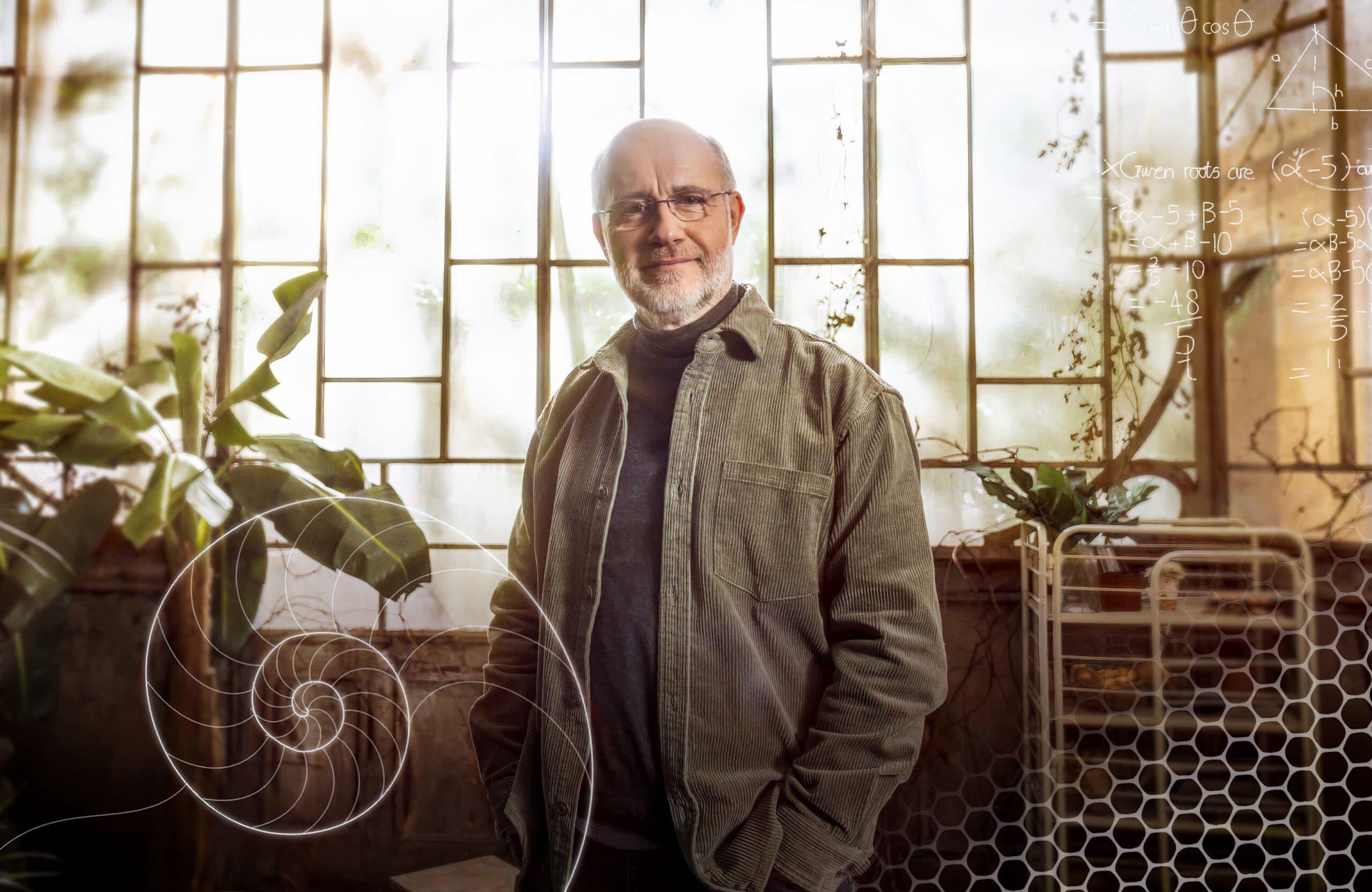 """Harald Lesch entschlüsselt für """"Terra X"""" Formeln der Natur"""
