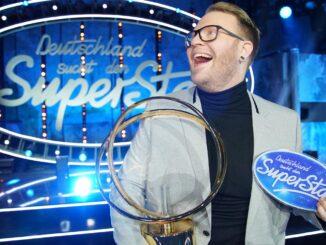 """Jan-Marten Block ist """"Superstar 2021"""" Deutschland sucht den Superstar - Das große Finale"""