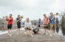 LaBrassBanda Yoga Symphony No1