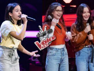 TikTok-Hit: Die #VoiceKids Sezin u. Alicia & Jasmina
