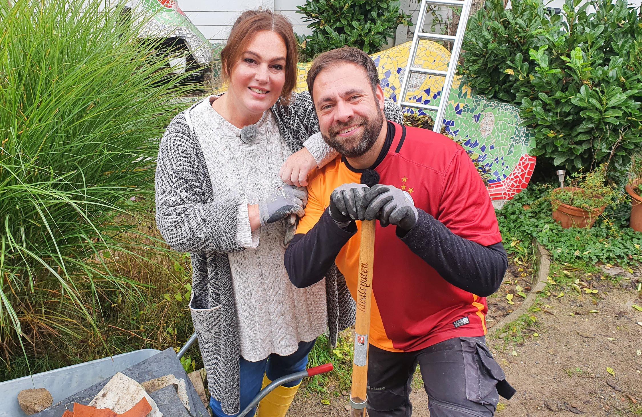 Maren und Claus - Ab ins Beet! Die Garten-Soap
