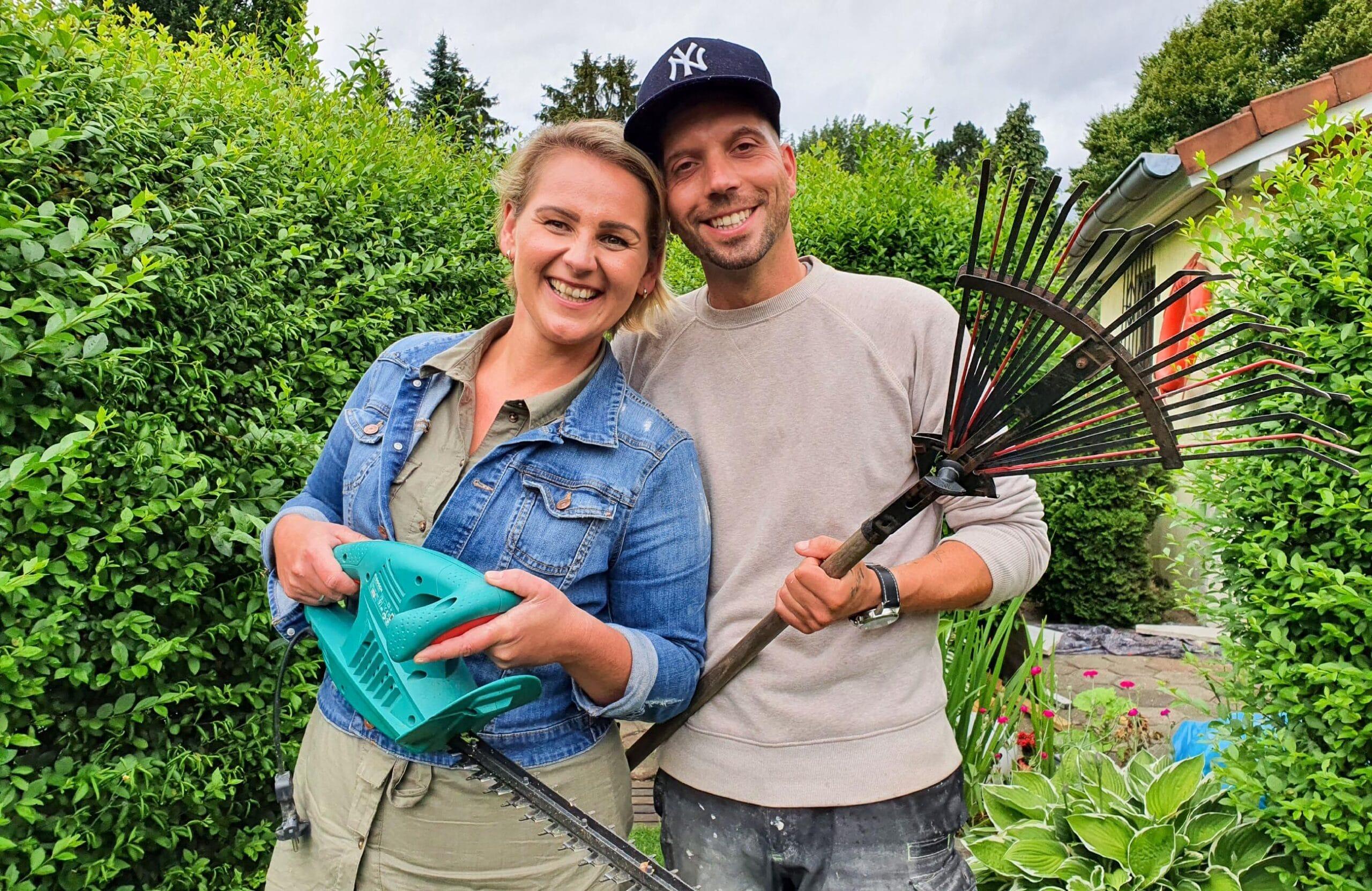 Marina und Benjamin - Ab ins Beet! Die Garten-Soap