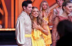 Let´s Dance - Lola Weippert und Christian Polanc