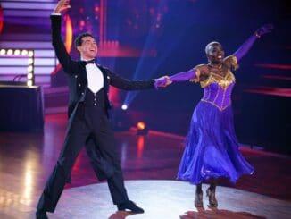 Auma Obama und Andrzej Cibis Let´s Dance