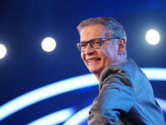 Moderator Günther Jauch Wer wird Millionär? - Das Prominenten-Zocker-Special