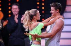 Let´s Dance - Simon Zachenhuber und Patricija Belousova