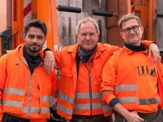 Die Drei von der Müllabfuhr - Die Streunerin