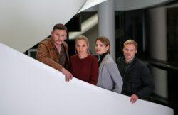 """ZDF-Samstagskrimi: """"Das Quartett - Die Tote vom Balkon"""""""