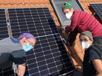 Sparsam und sauber - Strom aus der Nachbarschaft