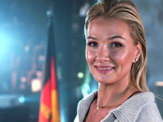 "Franziska van Almsick ""Deutschlands Sportstars"": Zwei ""ZDFzeit""-Dokus"