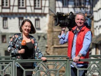 """ZDF in der Rureifel"""