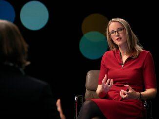 """Prof. Alena Buyx zu Gast bei """"Precht"""" im ZDF"""
