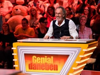 """Genial daneben"" mit Hugo Egon Balder in SAT.1"