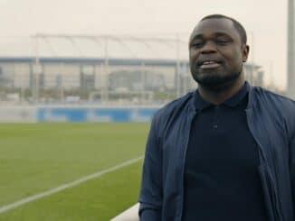 "Gerald Asamoah ""Schwarze Adler"" im ZDF - Doku über Rassismus im Fußball"