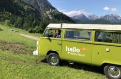 """Lissy Ishag Urlaub in Deutschland: """"hallo deutschland on tour"""" im ZDF"""