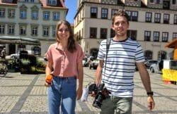 Die Vielfalt einer Domstadt kennenlernen: ZDF in Naumburg