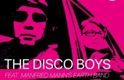 Cover_The Disco Boys - For You (El Profesor Remix)