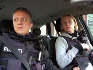 """Neue Polizei-Doku-Serie: """"Polizei im Einsatz"""""""