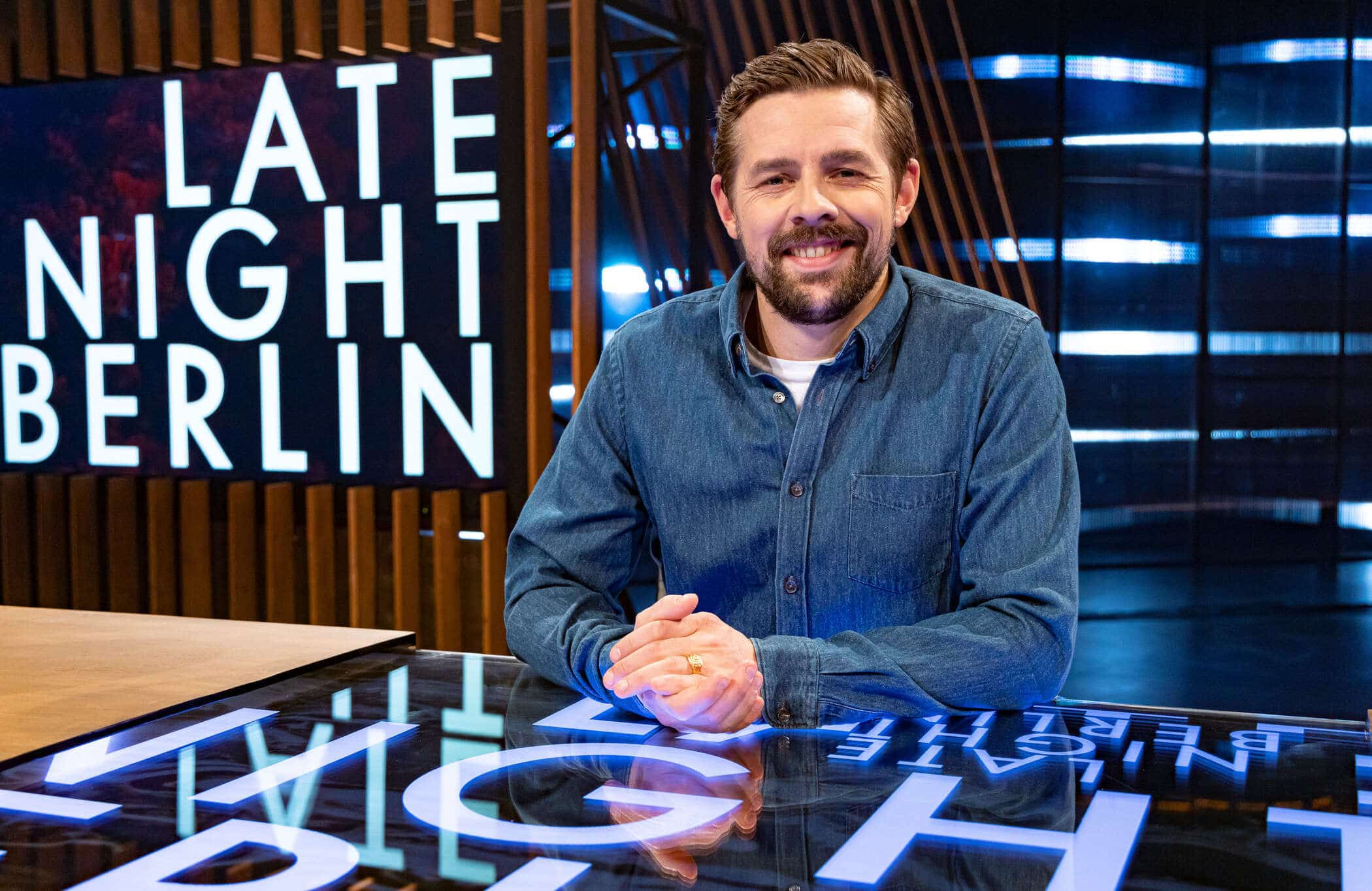 """Late Night Berlin"""